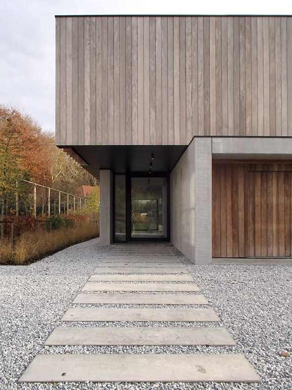 Concrete | Wood